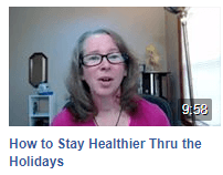 How to stay healthier thru the holiday