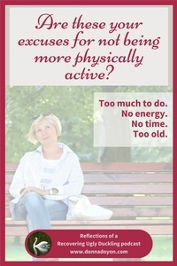 change your mindset about physical activity