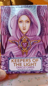 Keepers of the Light Deck by Kyle Gray
