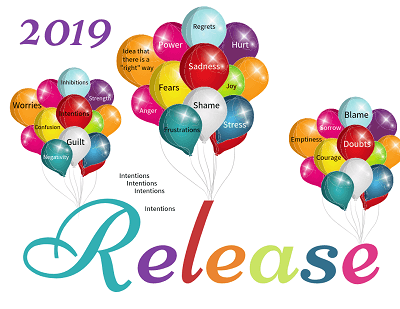 Release - My One Word for 2019