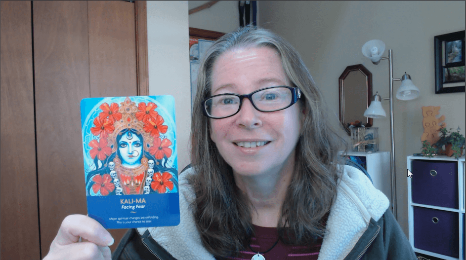 Donna Doyon - FREE Oracle card reading