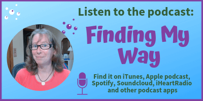 Donna Doyon - Finding My Way Podcast