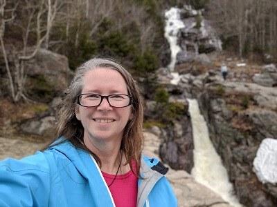 Donna Doyon - Silver Cascade NH