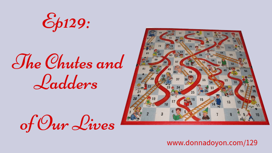 Donna Doyon - Chutes and Ladders