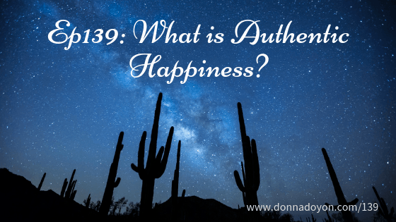 Donna Doyon - Authentic Happiness