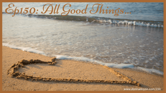 Donna Doyon - All Good Things - Final episode