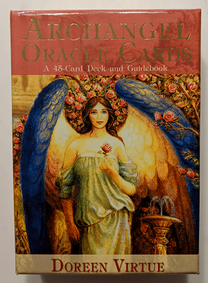 Archangel Oracle Deck by Doreen Virtue