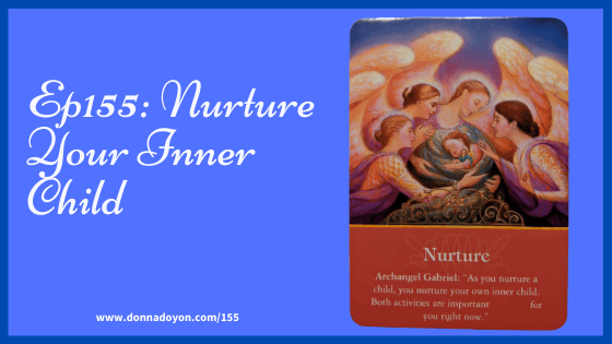 Doreen Virtue - Nurture Card