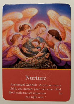 Nurture - Archangel Oracle Deck by Doreen Virtue