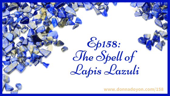 Donna Doyon - Spell of Lapis Lazuli