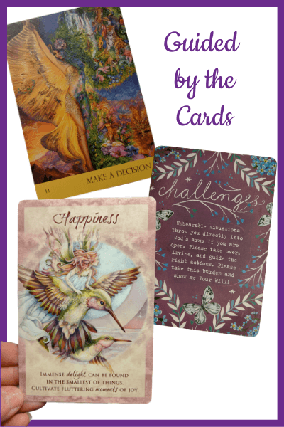 Donna Doyon - Guided by the Cards