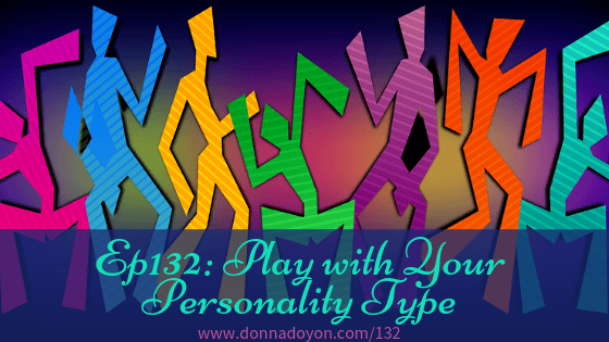 Donna Doyon - Play with Personality - c