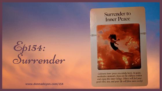 Donna Doyon - Surrender to Inner Peace - Judith Orloff